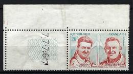 FRANCE 1959: Le Y&T 1213 CDF, Obl. CAD - Oblitérés