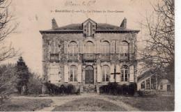 Quédillac (35) - Le Château Du Haut - Genest. - Autres Communes