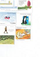 FINLANDE : 7 Carnets Fin Des Années 90 : Neufs. - Carné