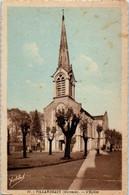 33 VILLANDRAUT - L'église    * - Altri Comuni