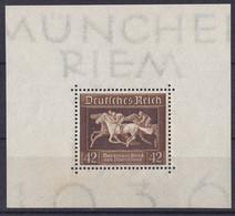 Empire > 1933-1945 (IIIe Reich) Postfrisch N° 646**  (block N°4)       TB  (N° Katalog MICHEL) - Unused Stamps