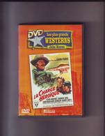 Dvd - John Wayne Dans La Charge Heroique - Film De John Ford - Western/ Cowboy