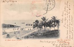 Vintage Postcard 1904 - Bahia - Mont Serrat - Litho Typ. ALMEIDA  (õ‿õ)  ♦ - Salvador De Bahia