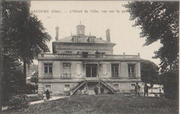 L'Hotel De Ville - Liancourt