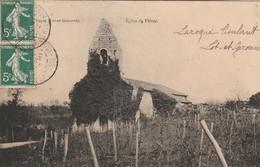 Laroque : Eglise De Vitrac. - Laroque Timbault