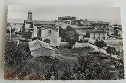 CP Carte Postale Noir Et Blanc Bords Dentelés Vintage Vachères Gélabert Ansaldi - Andere Gemeenten