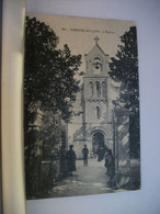 17 7963 CPA  1906 - VUE DIFFERENTE N° 1 - 17 CHATELAILLON. L'EGLISE - ANIMATION - Châtelaillon-Plage