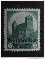 """ALEMANIA-Germania Reich-1934- """"2° Norimberga"""" P. 6 MNH** (descrizione) - Unused Stamps"""