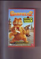 Dvd : Garfield 2 - Children & Family