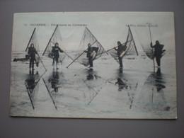 OSTENDE 1907 - PECHEUSES DE CREVETTES (2) - BEROEPEN / METIERS - ED. LE BON N° 140 - Oostende
