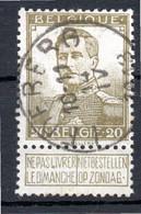 Belgie - Belgique - Pellens - Ledeberg - 1912 Pellens