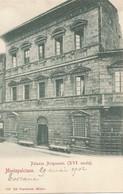 Montepulciano Palazzo Avignonesi  Avignon Edit Vierbucher  Milano Pionnière Avant 1902 - Other Cities