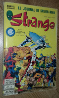 Strange (LUG), N°179 (novembre 1984) - Zonder Classificatie