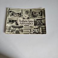 ITALIA-UMBRIA-TERNI-TRATTORIA TIPICA DA ARMANDO-FG-1961 - Terni