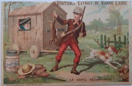 Véritable Extrait De Viande Liebig - La Vertu Récompensée - Liebig