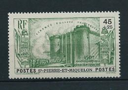 SAINT PIERRE ET MIQUELON  1939 . N° 191 . Neuf ** (MNH) . - Nuevos