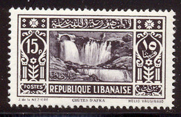 Grand Liban 1930 Yvert 145 ** TB - Nuevos