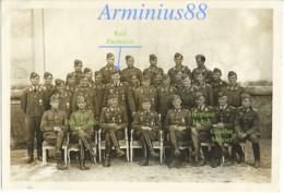 1940 - Sainte-Sabine, Côte-d'Or - Le Château - Hildebrandt, Puchstein, Holert, Meuser - Luftwaffe - Aufklärungsgruppe 21 - War, Military