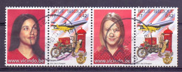 Belgie - 2001 - OBP - ** 3000 - Centrale Stempel - Gebraucht