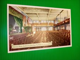 "10748""INTERIOR HEINZ AUDITORIUM-MAIN PLANT H.J. HEINZ CO.-PITTSBURGH-PA""VERA FOTO-CART NON SPED - Pittsburgh"