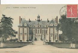 Yerres, Le Château De La Grange - Yerres
