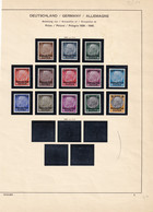 POLOGNE - OCCUPATION ALLEMANDE - Bonne Collection Neuve TTB - 8 Scans - General Government
