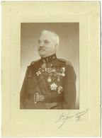 Foto/Grande Photo. Militaria. Officier Et Décorations. - War, Military