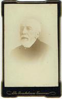 Photo CDV. Homme  Barbu. Tournai, Foto Th. Brackelaire. - Old (before 1900)