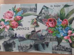 SANNOIS 7 Petites Vues Un Bonjour De ... - Sannois