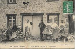 23 - Creuse - Saint Merd La Breuille - Les Sabotiers - Unclassified