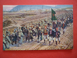 ALBANIA - K.U.K. TRUPPEN VOR DURAZZO - WAR 1914 - 18 - Albanie