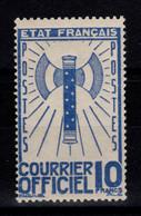 Signé CALVES - Francisque YV 13 N** Luxe Cote 130 Euros - Neufs