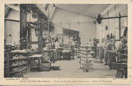 70 - Haute Saone - Aillevillers - Usine De Formes Pour Chaussures - Atelier De Finissage - Unclassified