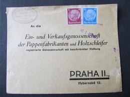 BRIEF Sudetenland Unter Polaun 1939  / H8684 - Sudetes