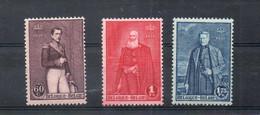 Année 1930 : 302-304 ** - Centenaire De L'indépendance - Nuovi