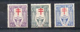 Année 1925 : 234-236 ** - Antituberculeux - Nuovi