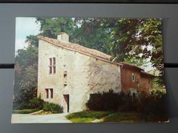 Cp La Maison De Jeanne D'Arc. DOMREMY - Tampon, Flamme. 1969 - Domremy La Pucelle