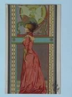 Basch Arpad 238 La Hollandaise The Dutch 1903 - Other Illustrators