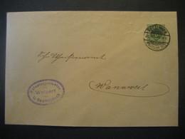 Altdeutschland Württemberg 1906- Ganzsache Schultheissenamt- Beleg Mi.Nr. 229 Gelaufen Von Reutlingen Nach Wannweil - Wurtemberg