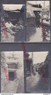 Fixe Military WW1 1914 1918 Tranchées Tranchée Secteur St Julien Sous Les Côtes Meuse Beau Format - War, Military