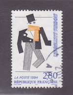 TIMBRE FRANCE N°2869 OBLITERE - Usati