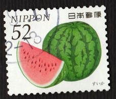2014 GIAPPONE Frutta Anguria Watermelon  - 52 Y Usato - Fruit