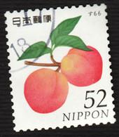 2014 GIAPPONE Frutta Japanese Plums (Prunus Salicina)  - 52 Y Usato - Fruit