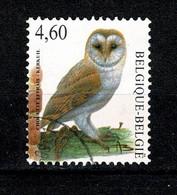 Belg. 2010 OBP/COB 3983, Yv 3964 Kerkuil / Chouette Effraie - Gebr / Obl /used / Gest. (2 Scans) - Gebraucht
