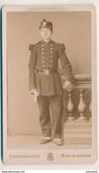 CDV - Portrait Militaire - Par Mazé Dornay à Morlaix (Ca 1895-1900) (BP) - War, Military