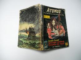 Atomos : N° 17, Madame Atomos Change De Peau Aredit 1972 - Otros