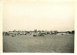 231120A - PHOTO Années 1920 - ZANZIBAR  Vue Générale Bateau Diocèse - Tanzania