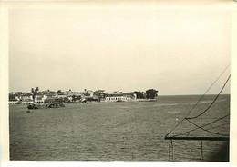 231120A - PHOTO Années 1920 - TANZANIE ZANZIBAR Vue Du Bateau - Tanzania