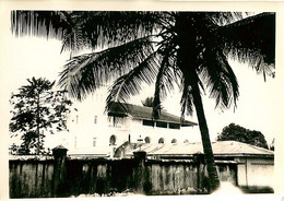 231120A - PHOTO Années 1920 - TANZANIE ZANZIBAR Une Villa - Tanzania