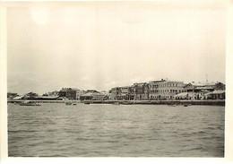 231120A - PHOTO Années 1920 - TANZANIE ZANZIBAR Les Quais Villas Maisons - Tanzania